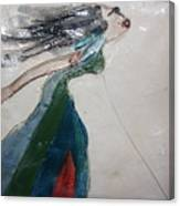Brenda - Tile Canvas Print