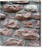 Brick Grungy Texture Canvas Print