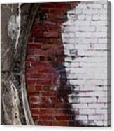 Bricked In Canvas Print