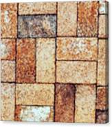 Brickwork#2 Canvas Print