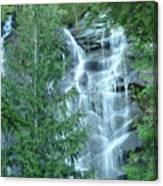 Bridal Vail Falls Canvas Print