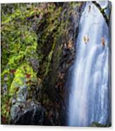 Bridal Veil  Falls 3 Canvas Print