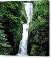Bridal Veil Falls Canvas Print