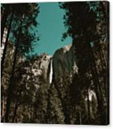 Bridalveil Falls Canvas Print