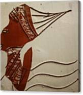 Bride 3 - Tile Canvas Print