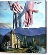 Bridegroom Canvas Print