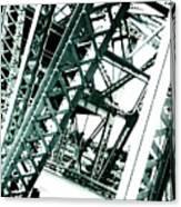 Bridge 1.0 Two Canvas Print