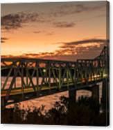 Bridge 8 Canvas Print