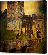 Bridge And Portal At Arundel Canvas Print