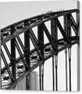 Bridge Climb 1 Canvas Print