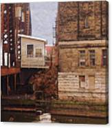 Bridge House Canvas Print