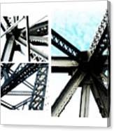 Bridge Jux 1 Canvas Print