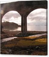 Bridge Near Mallaig Canvas Print