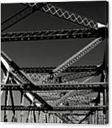 Bridge Of Strength Canvas Print
