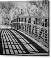 Bridge Shadows Canvas Print