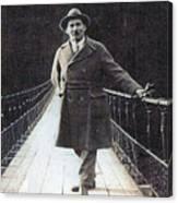 Bridge To Dreams Canvas Print