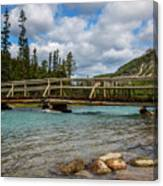 Bridge To The Other Side Canvas Print