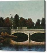 Bridges Of Forest Park Iv Canvas Print