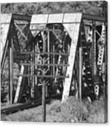 Bridges Of Power Canvas Print