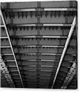 Bridgework Canvas Print