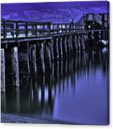 Bridging Gaps Canvas Print