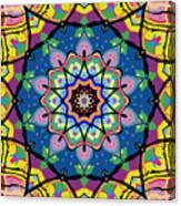 Brigadoon No. 1 Kaleidoscope Canvas Print