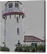 Brigantine Lighthouse Canvas Print