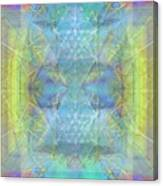 Bright Chalice Ancient Symbol Tapestry Canvas Print