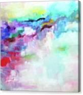 Bright Development Canvas Print