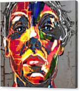 Bright Fragments Canvas Print