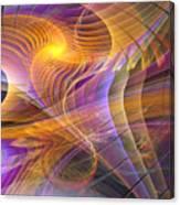 Bright Idea - Square Version Canvas Print