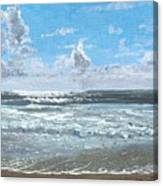 Bright Morning Canvas Print