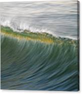 Bright Wave Canvas Print