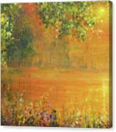 Brightest Spring Canvas Print