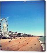 Brighton  Canvas Print