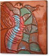 Brightspot - Tile Canvas Print