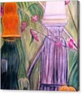 Brilliant Reflections Canvas Print