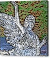 Bringer Of Colored Light Canvas Print