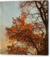 Brisk Breath Canvas Print