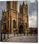 Bristol Cathedral Canvas Print