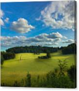 British Countryside Canvas Print