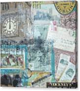 British Isles Canvas Print