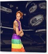 Brittney Griner Lgbt Pride 2 Canvas Print