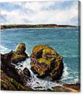 Broad Haven Canvas Print