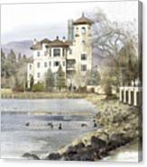 Broadmoor Hotel Canvas Print