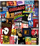 Broadway 3 Canvas Print