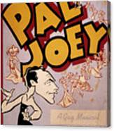 Broadway: Pal Joey, 1940 Canvas Print