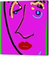 Broken Hearted Canvas Print