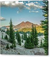 Broken Top, Oregon Canvas Print