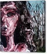 Brontean Heroines Canvas Print